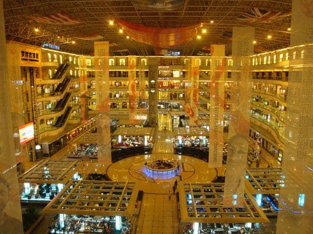 Мебельный тур в Китай. Мебель из Китая