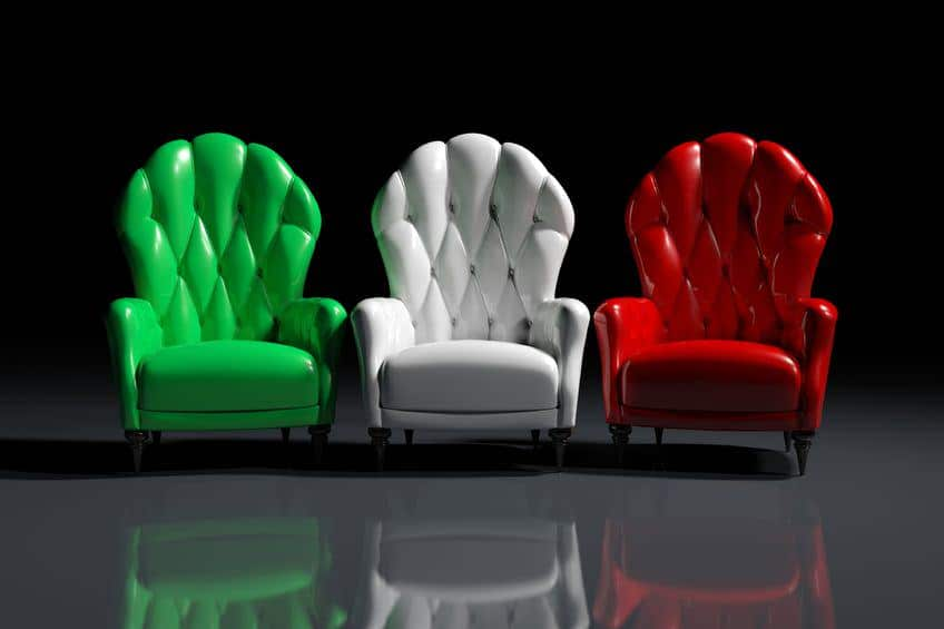 Итальянская мебель из Китая