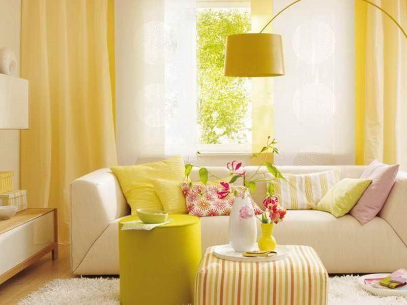 Как сделать комнату светлой?