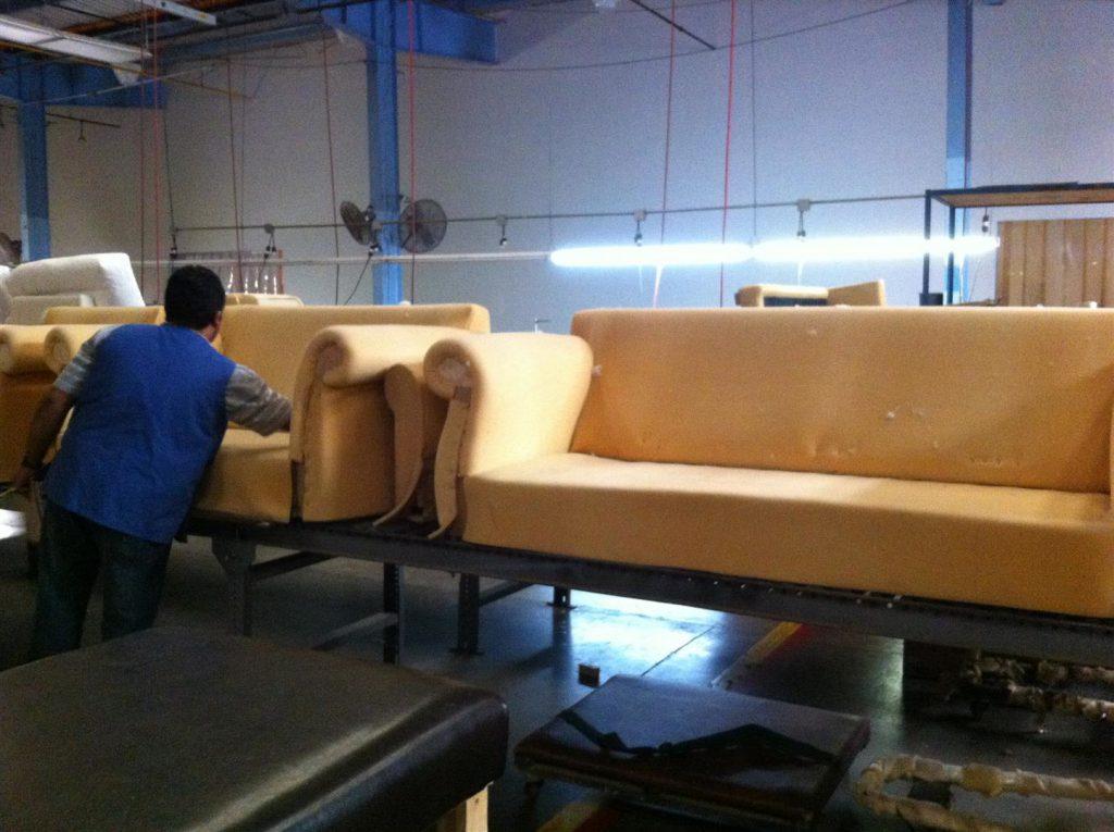 Еще раз о качестве мебели из Китая