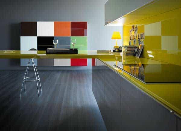 Кухни - как выбрать цвет?